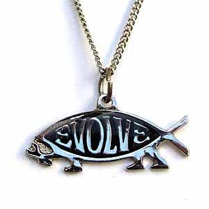 Evolve Pendant (Silver)