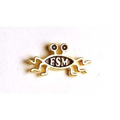 FSM Lapel Pin (Gold)