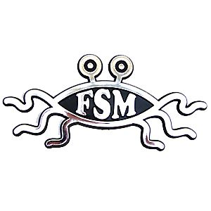 FSM Car Badge