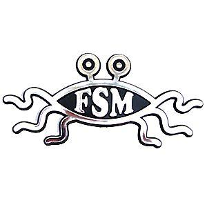 FSM Car Badge