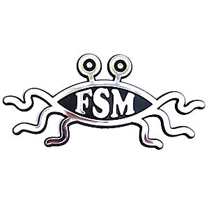 Fsm Car Badge Darwin Fish And Evolve Fish Uk Based